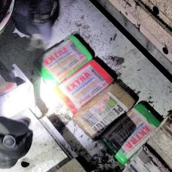 Largest cocaine bust discovered in 25 years at Port Hueneme