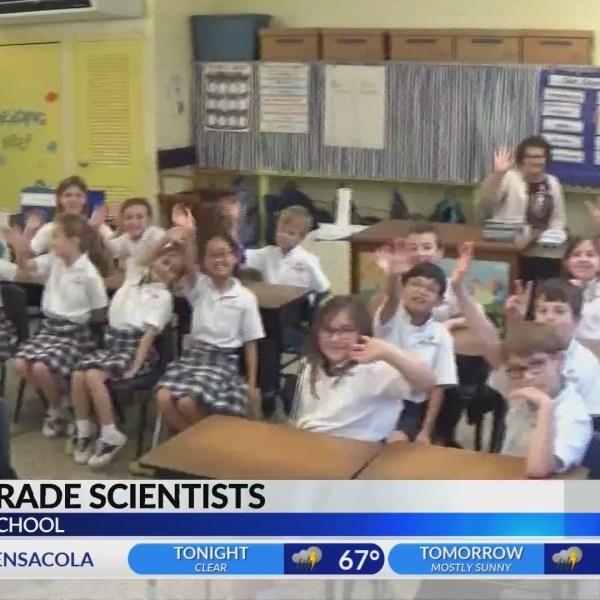 St. Dominic Catholic School 3rd Grade