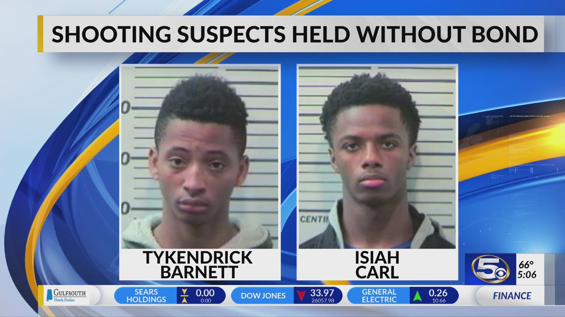 VIDEO: Bond denied for teens charged in Mardi Gras shooting that injured two innocent bystanders