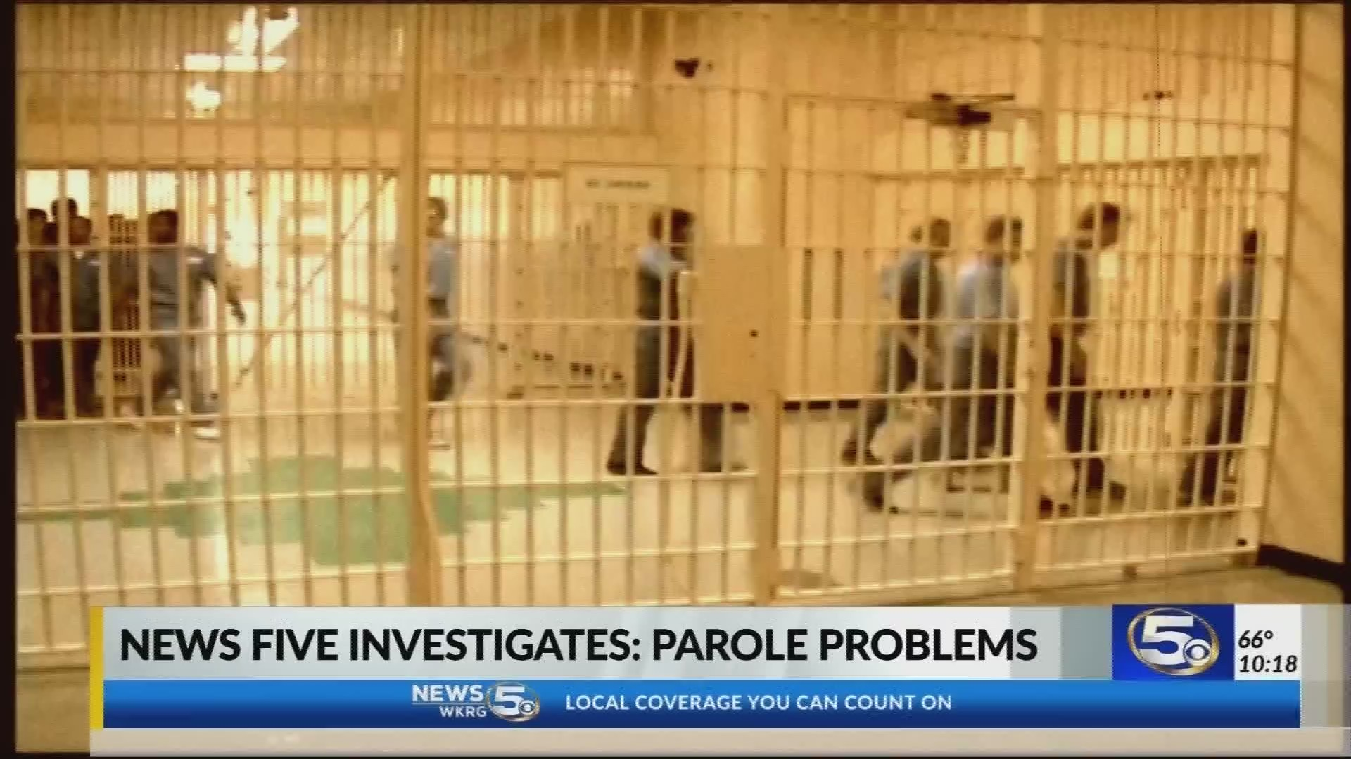 VIDEO: News 5 Investigates: Parole Problems