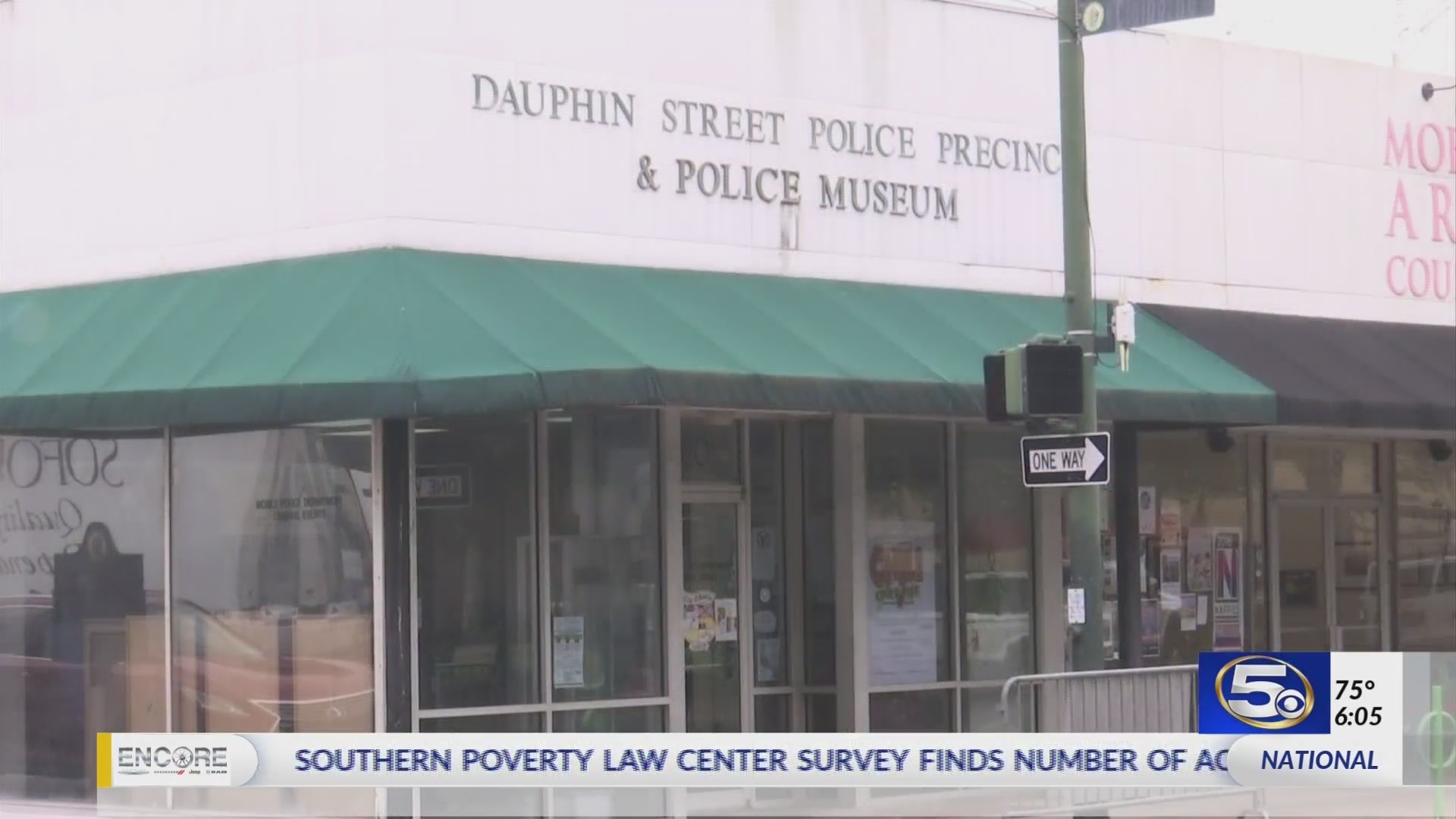 VIDEO: Residents & business owners happy to hear of downtown police precinct expansion