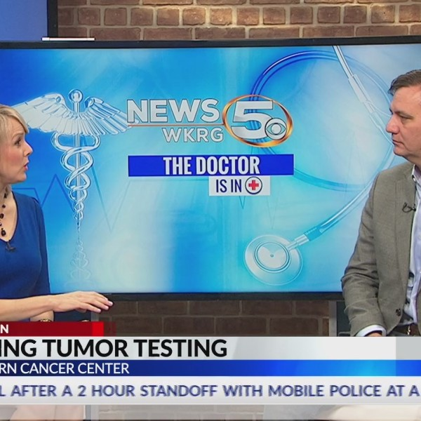 VIDEO: The Doctor Is In: Cancer and tumor testing with the Southern Cancer Center