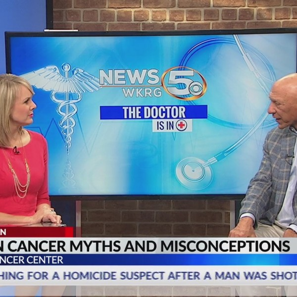 VIDEO: The Doctor Is In: Common cancer myths and misconceptions
