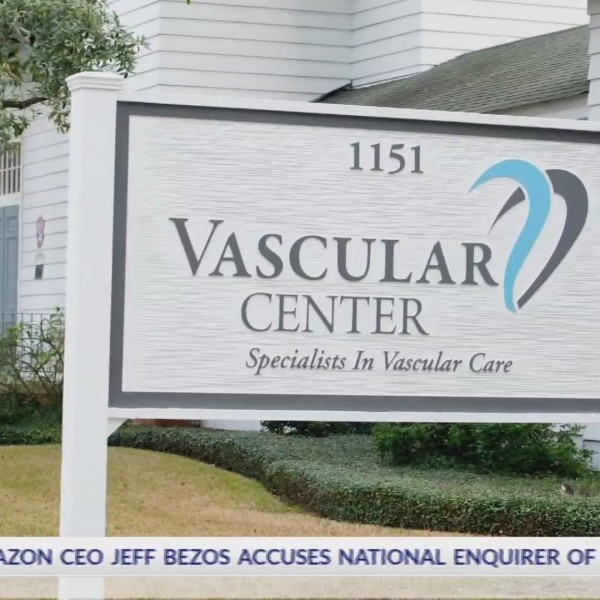 VIDEO: The Doctor Is In: Intravascular Ultrasounds at The Vascular Center in Mobile