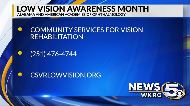 Vision checkup regardless of insurance