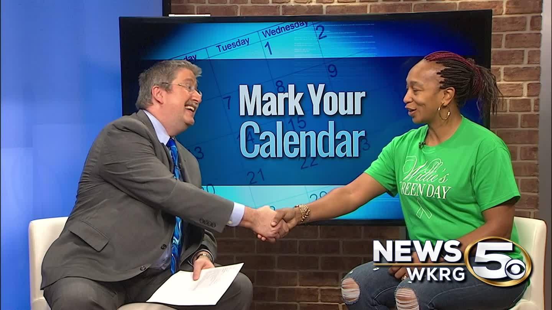Mark Your Calendar - Cerebral Palsy awareness