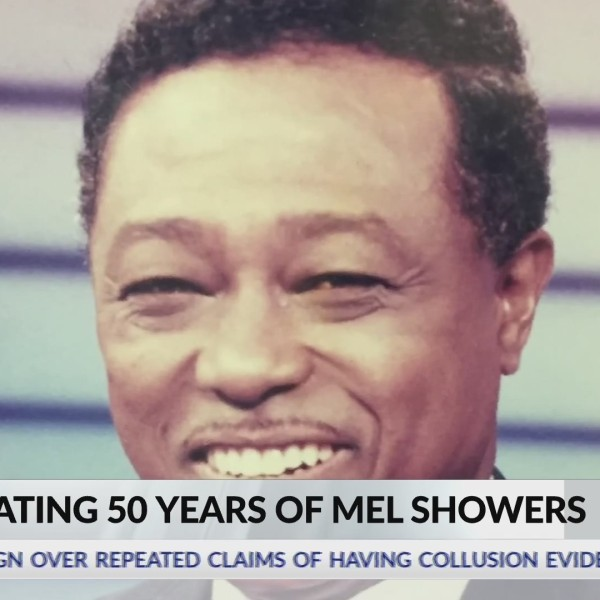 Mel Showers celebrates 50th year at WKRG-TV