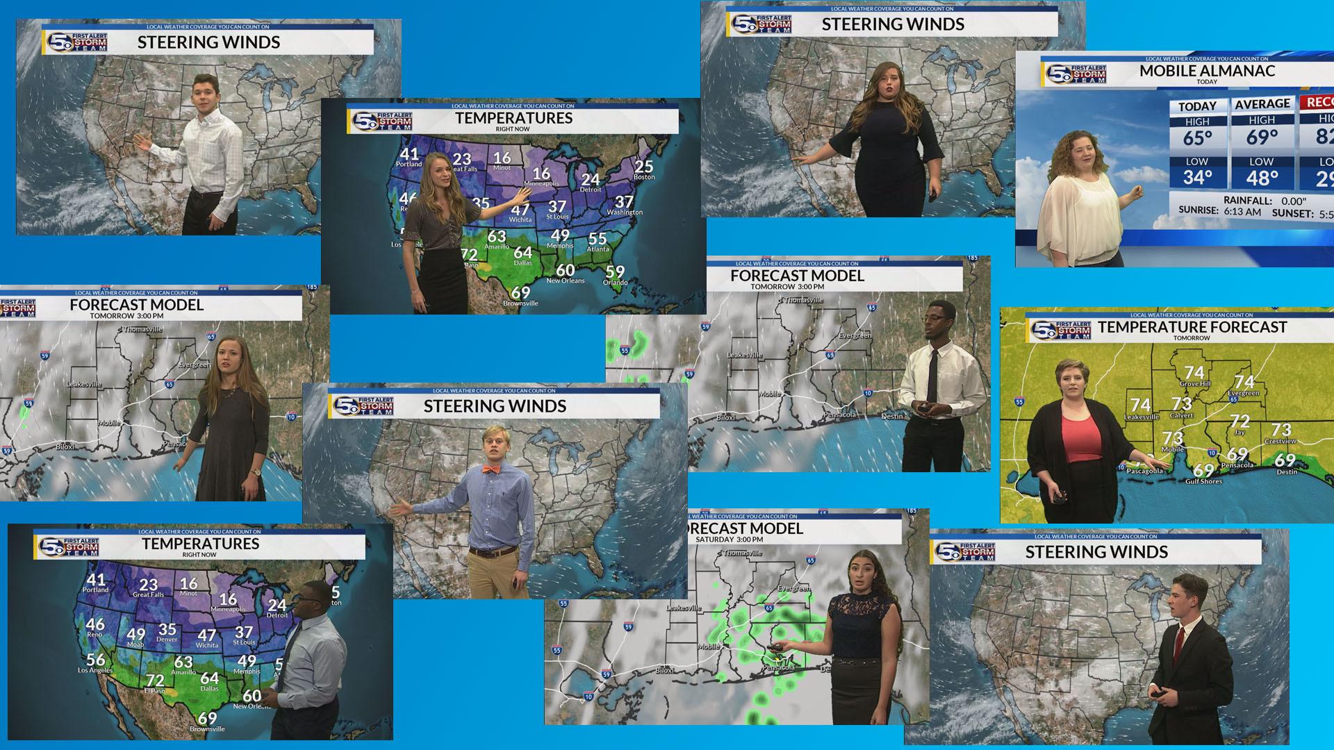 Meteorology 359 at University of South Alabama