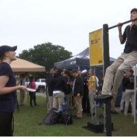 Sailors visit Davidson High School for Navy Week