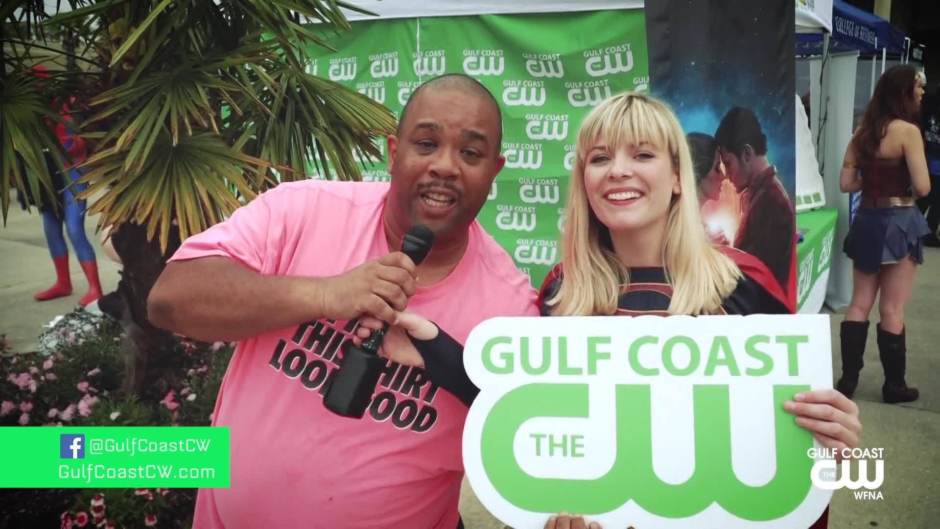 The GCCW Team had a fantastic time connecting with local viewers and CW fans at Pensacon 2019!