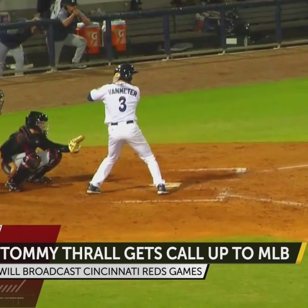 Tommy Thrall Call-up
