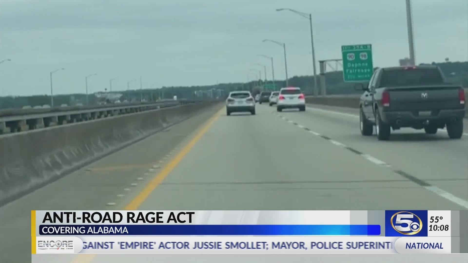 "VIDEO: Bayway drivers react to ""Anti Road Rage Act"""