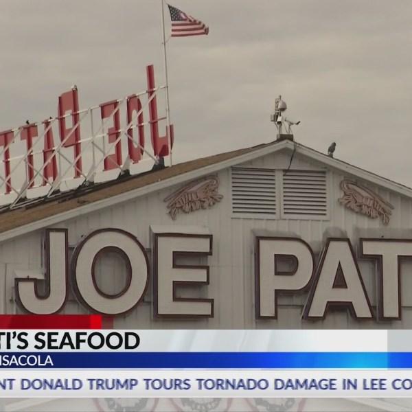VIDEO: Drexel On The Road: Joe Patti's Seafood, where fish meet fun