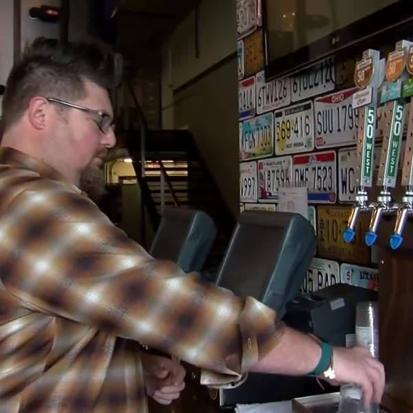 VIDEO: Man to drink only beer during Lent