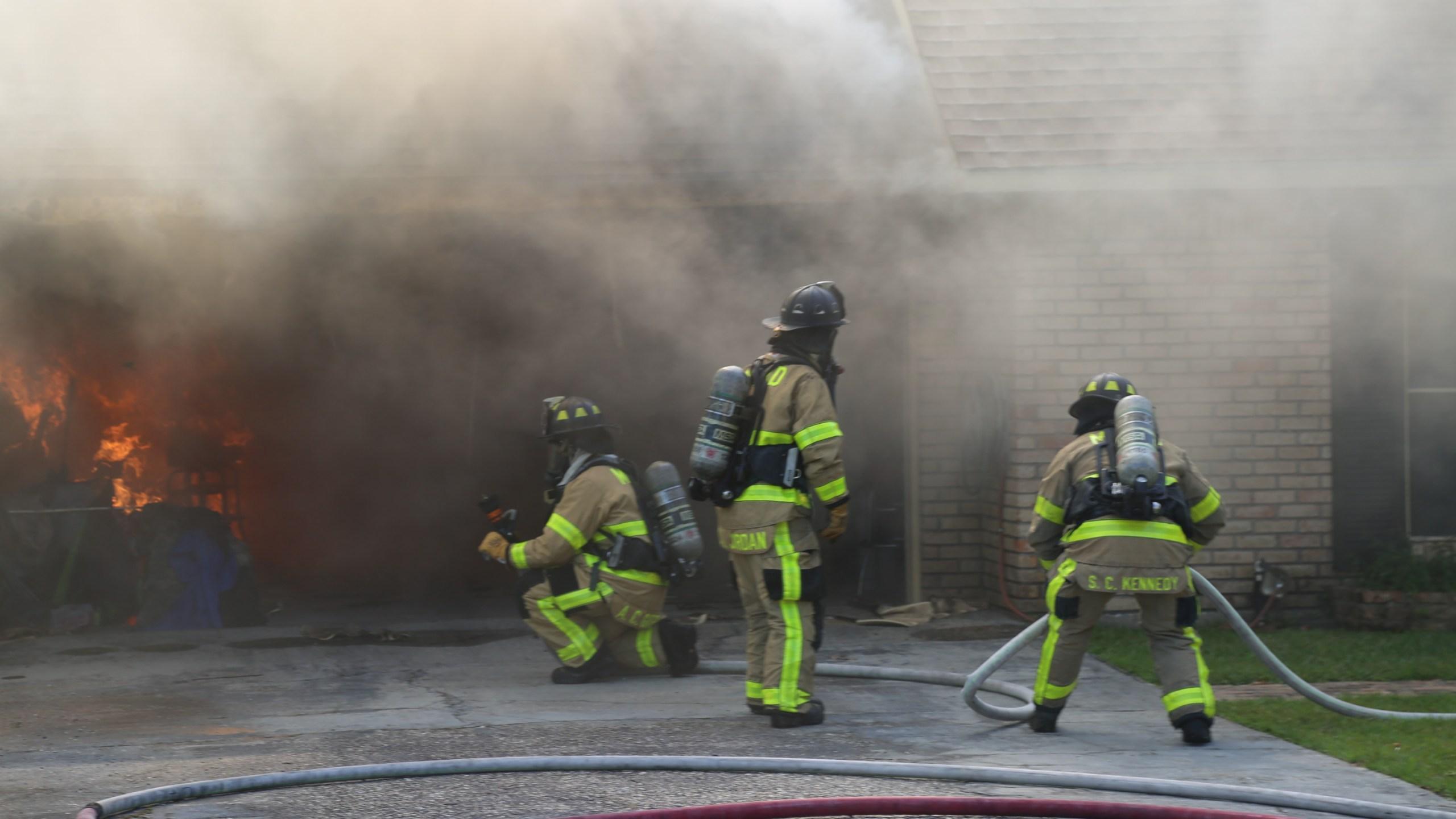 Lucerne Fire