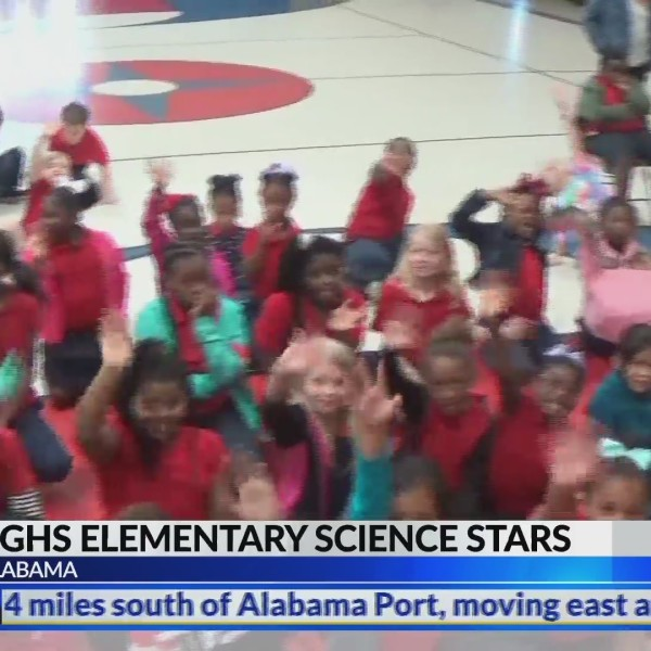 Burroughs Elementary School on Kidcam with Alan Sealls