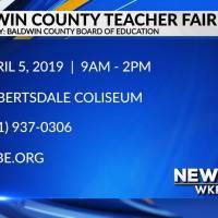 Calling all teachers to the Baldwin County Teacher Fair