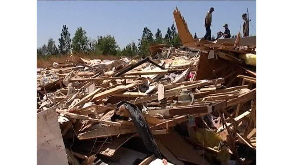 Deer Park Tornado Victims