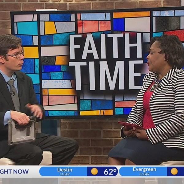 Faith Time:  National Day of Prayer 2019