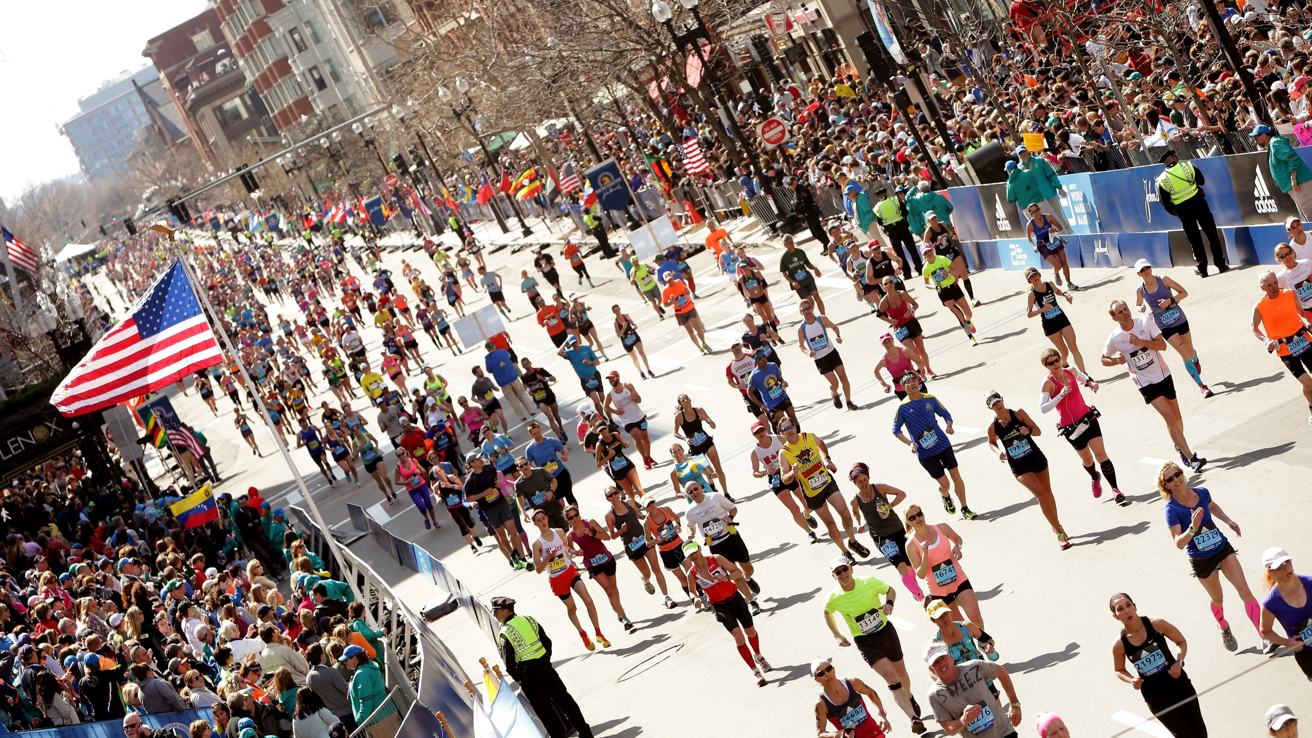 120th Boston Marathon
