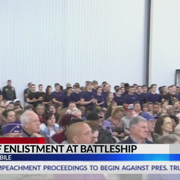 Oath of Enlistment 2019