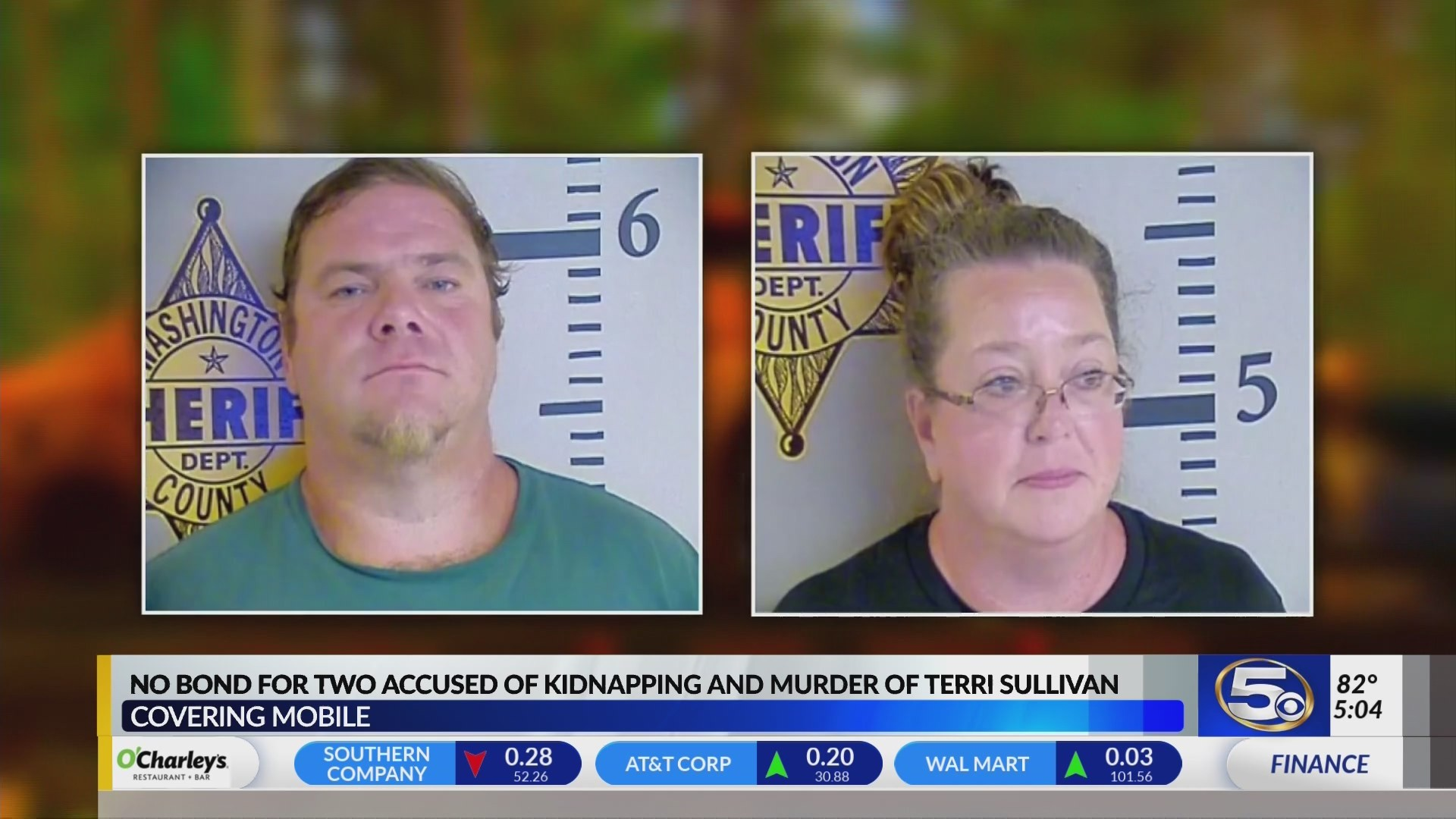 VIDEO: Bond denied for two suspects accused of kidnapping and killing Terri Sullivan