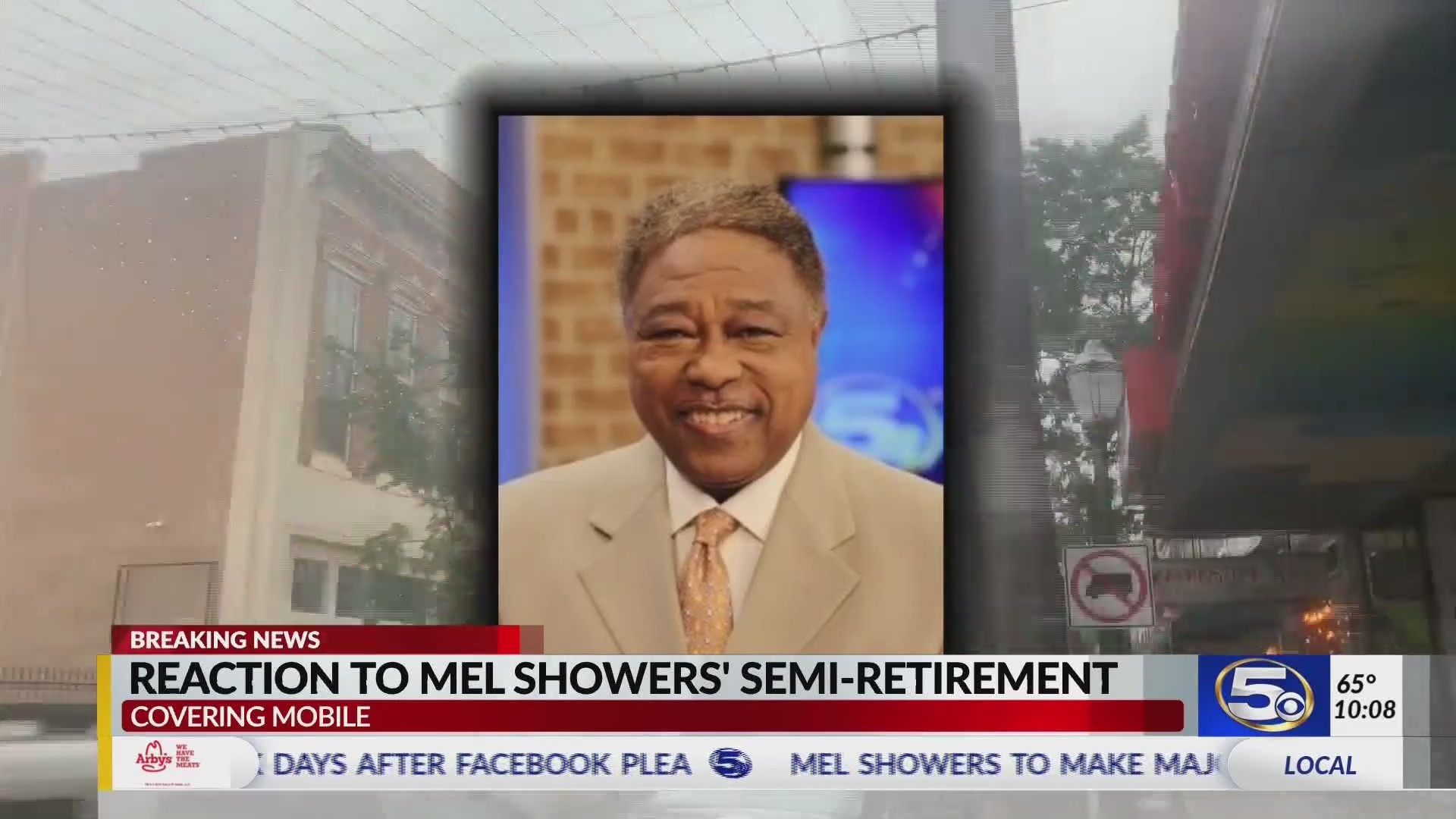 VIDEO: News 5 viewers wishing Mel Showers the best