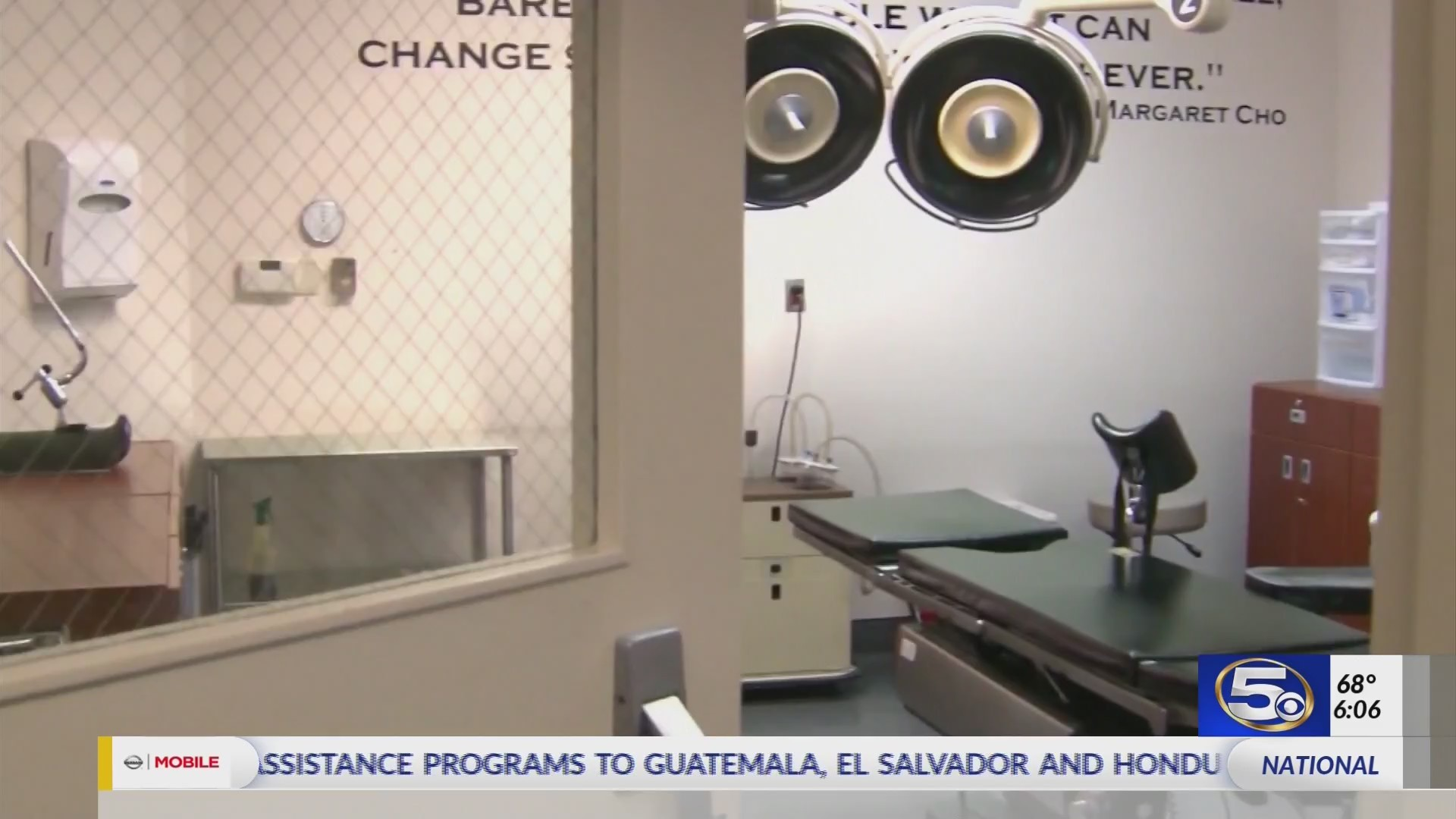 VIDEO: Proposed bill to ban abortions in Alabama