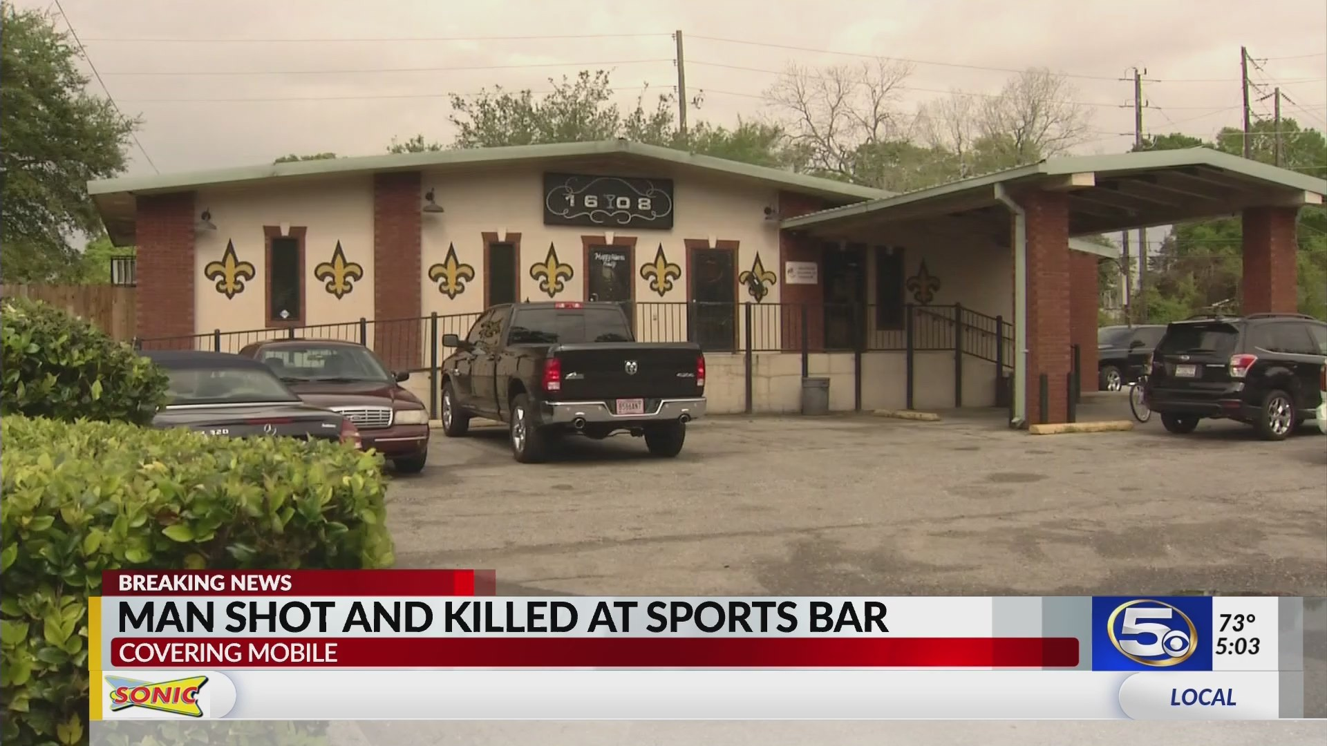 VIDEO:  MPD identify man shot and killed at Phat Tuesday's on St. Stephens