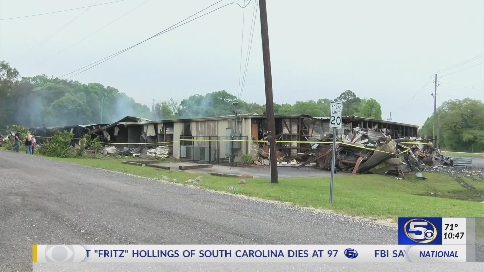 Victims of storage fire want answers