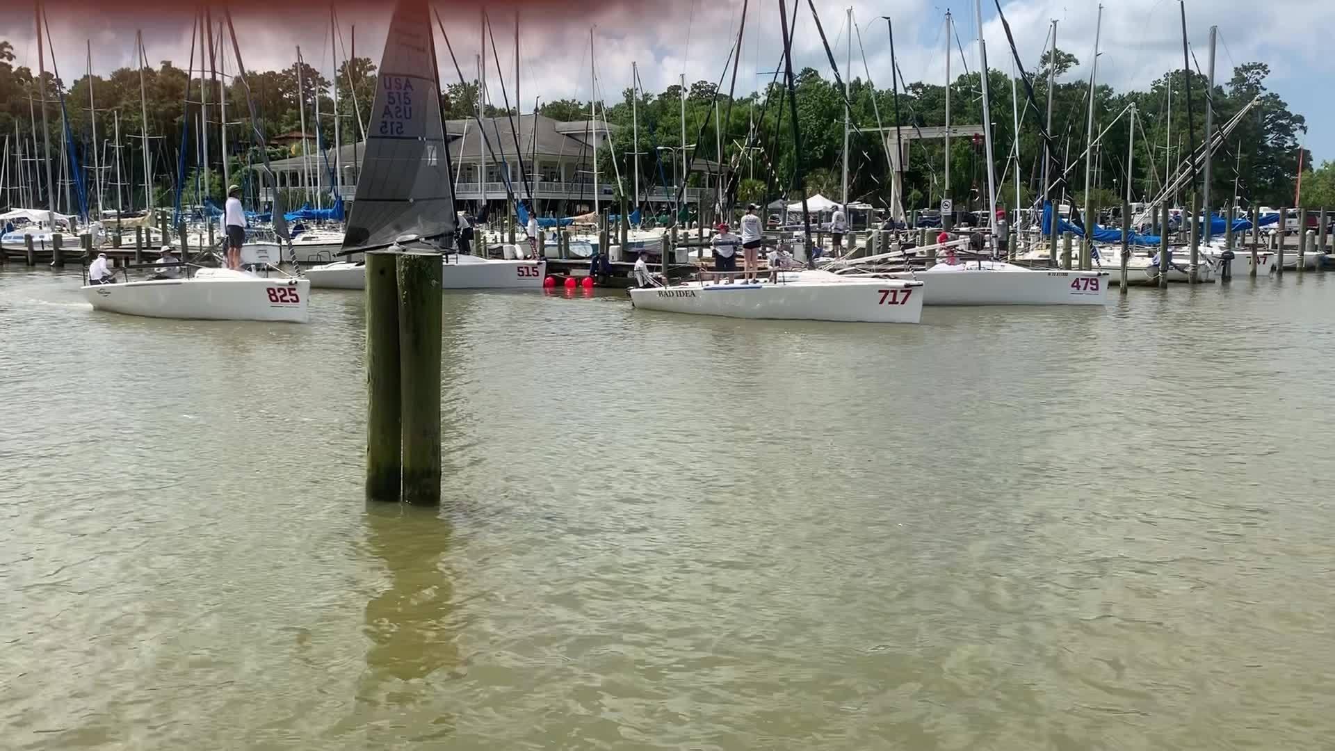 2019 Fairhope regatta kicks off