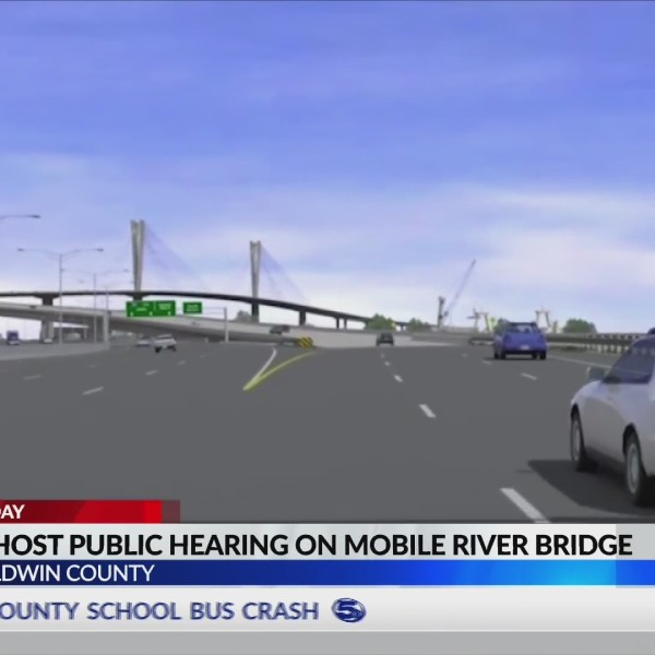 ALDOT hosts I-10 Bridge meetings this week in Baldwin and Mobile