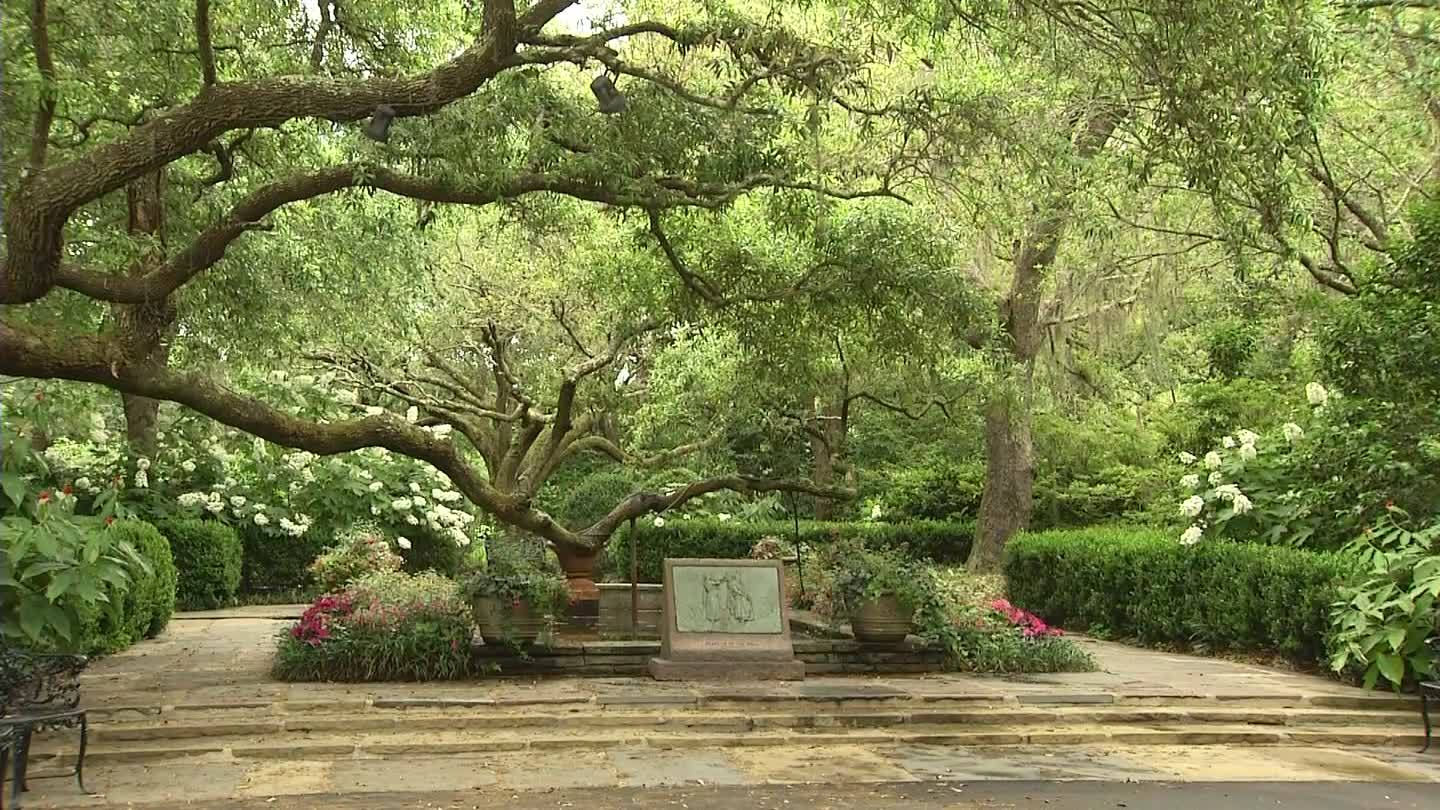 Frederic's impacts on Bellingrath Gardens and Home