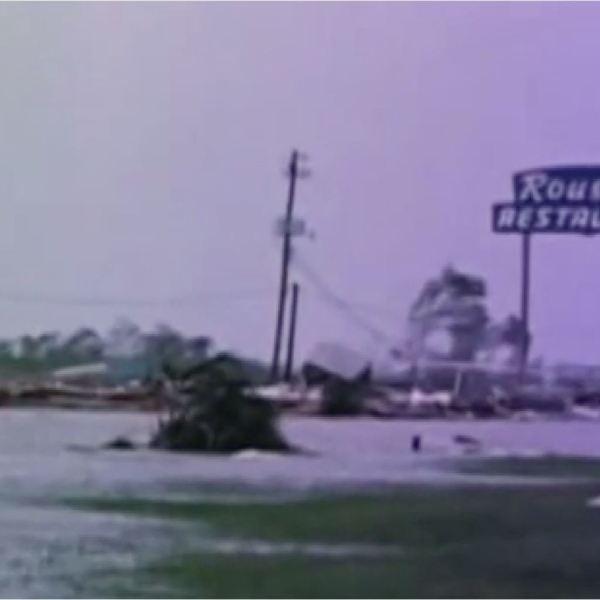 Hurricane Frederic's impact on the Gulf Coast 40 years ago