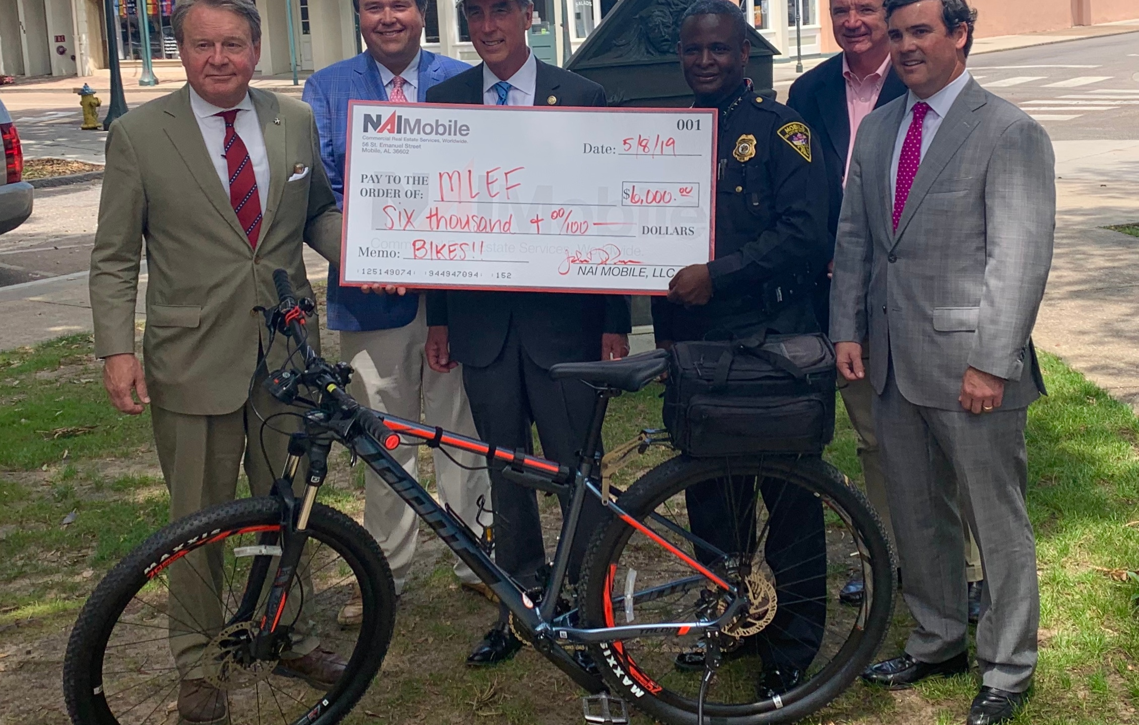 MPD BIKE DONATION