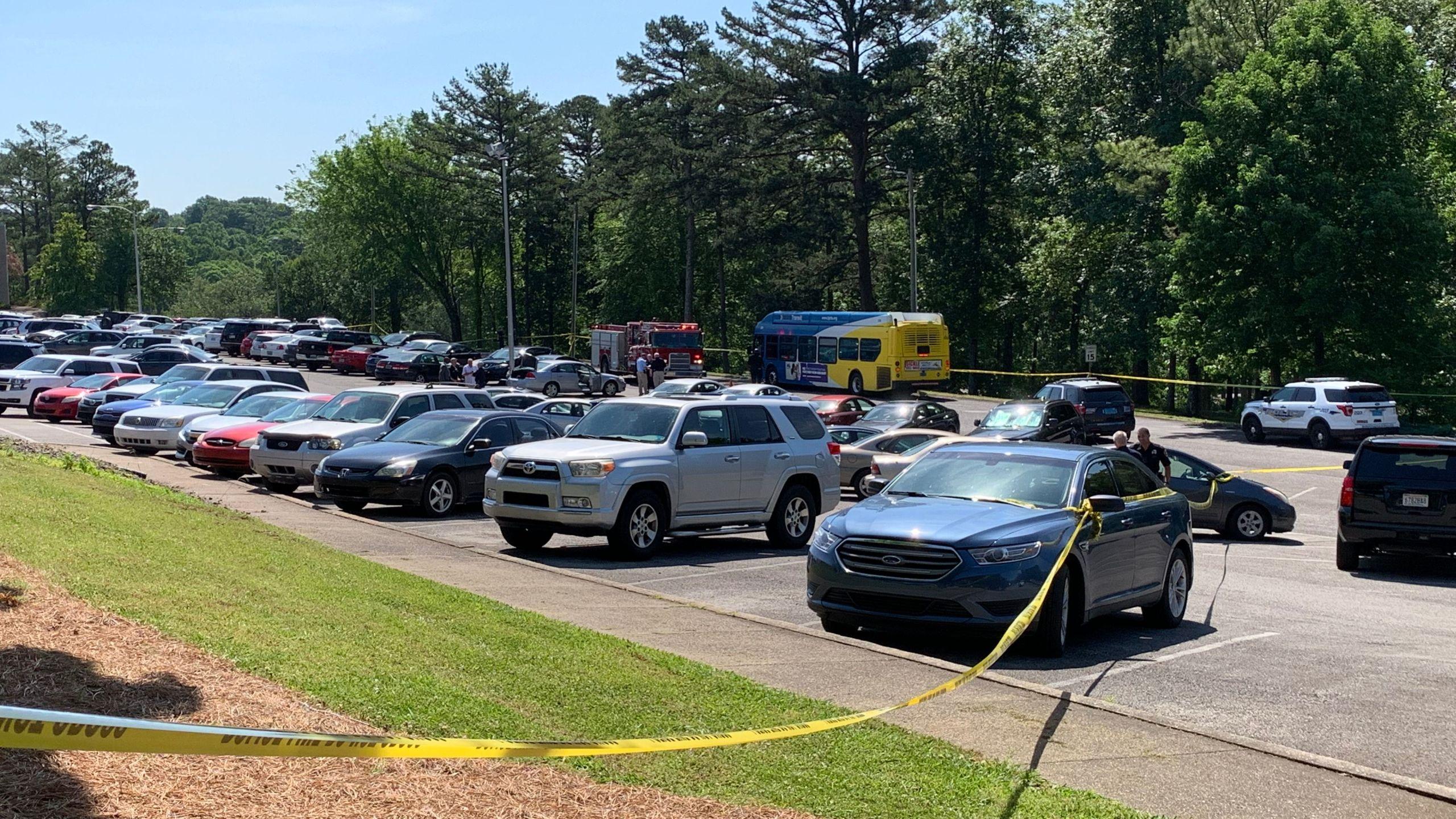 Jefferson State Community College scene