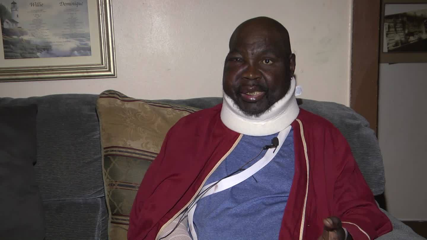 Man beaten, robbed in front of his own home, Prichard Police investigate