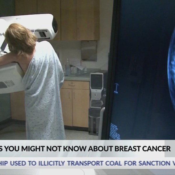 VIDEO: 5 things you might not know about breast cancer