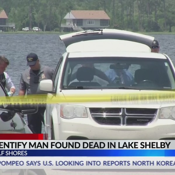 VIDEO: Body found on Lake Shelby identified