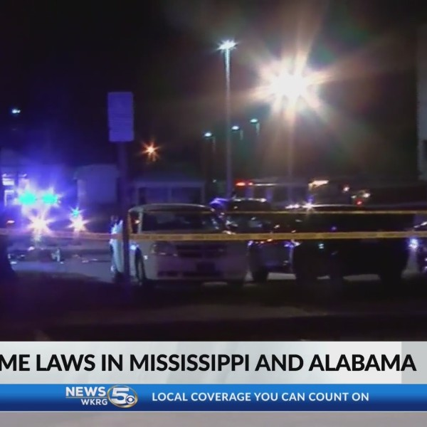 VIDEO: Crimes against law enforcement are hate crimes in Mississippi, Alabama considers harsher penalties