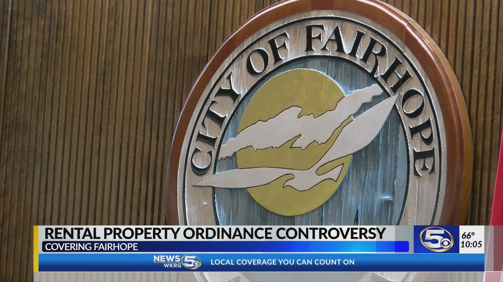 VIDEO: Fairhope property managers say ordinance unfairly targets them