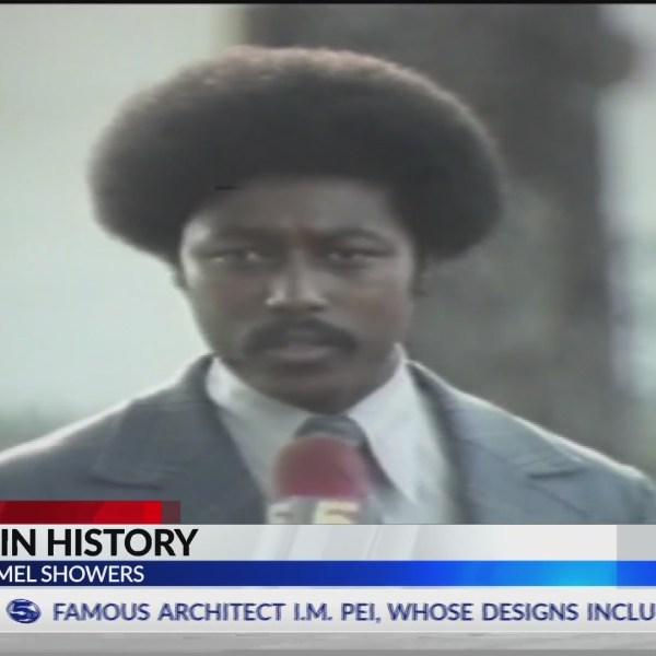 VIDEO: Mel Showers broke barriers during 50 year career