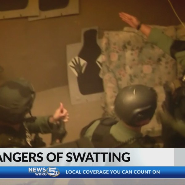 VIDEO: Swatting could affect you in your time of need