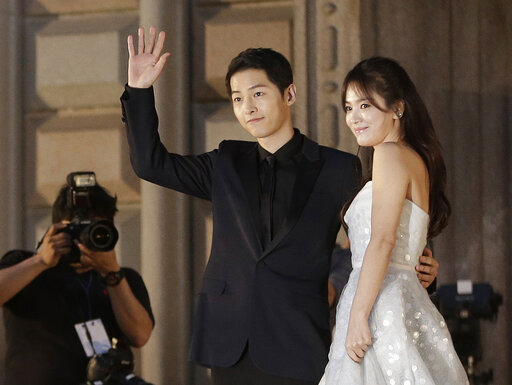 Song Hye-kyo, Song Joong-ki