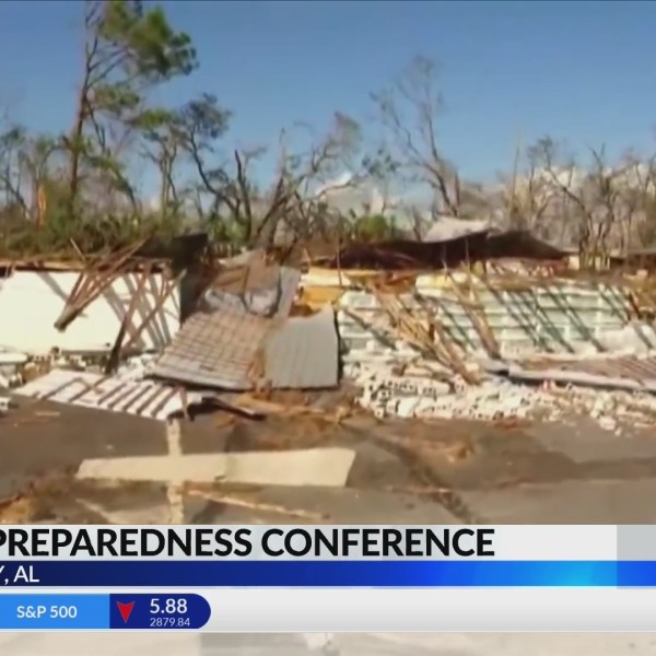 Alabama EMA officials meet to discuss storm preparedness