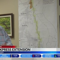 Beach Express extension toll to be put to a vote