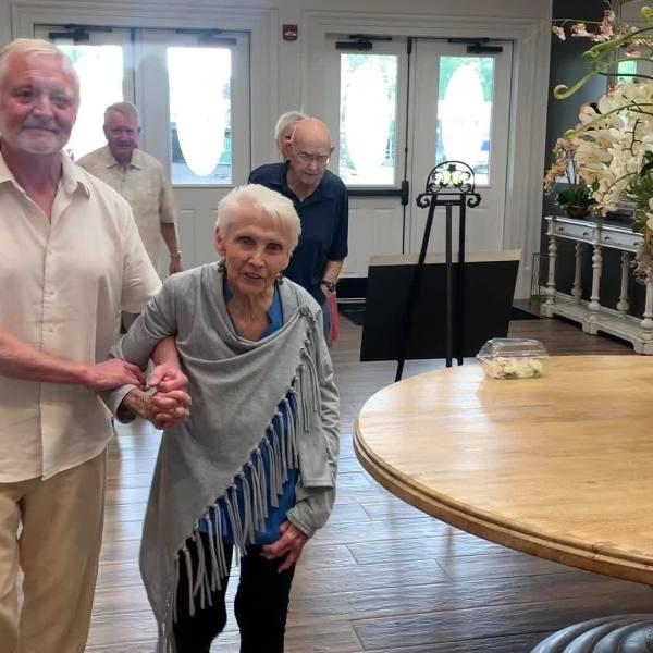 Foley couple celebrating 70 years together