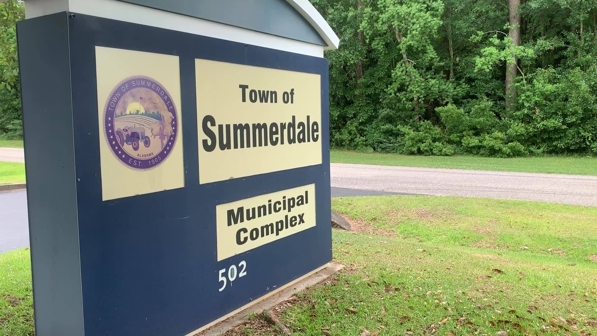 Have a cup of coffee with Summerdale PDWednesday