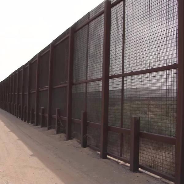 Judge rejects Democrats' attempt to block wall