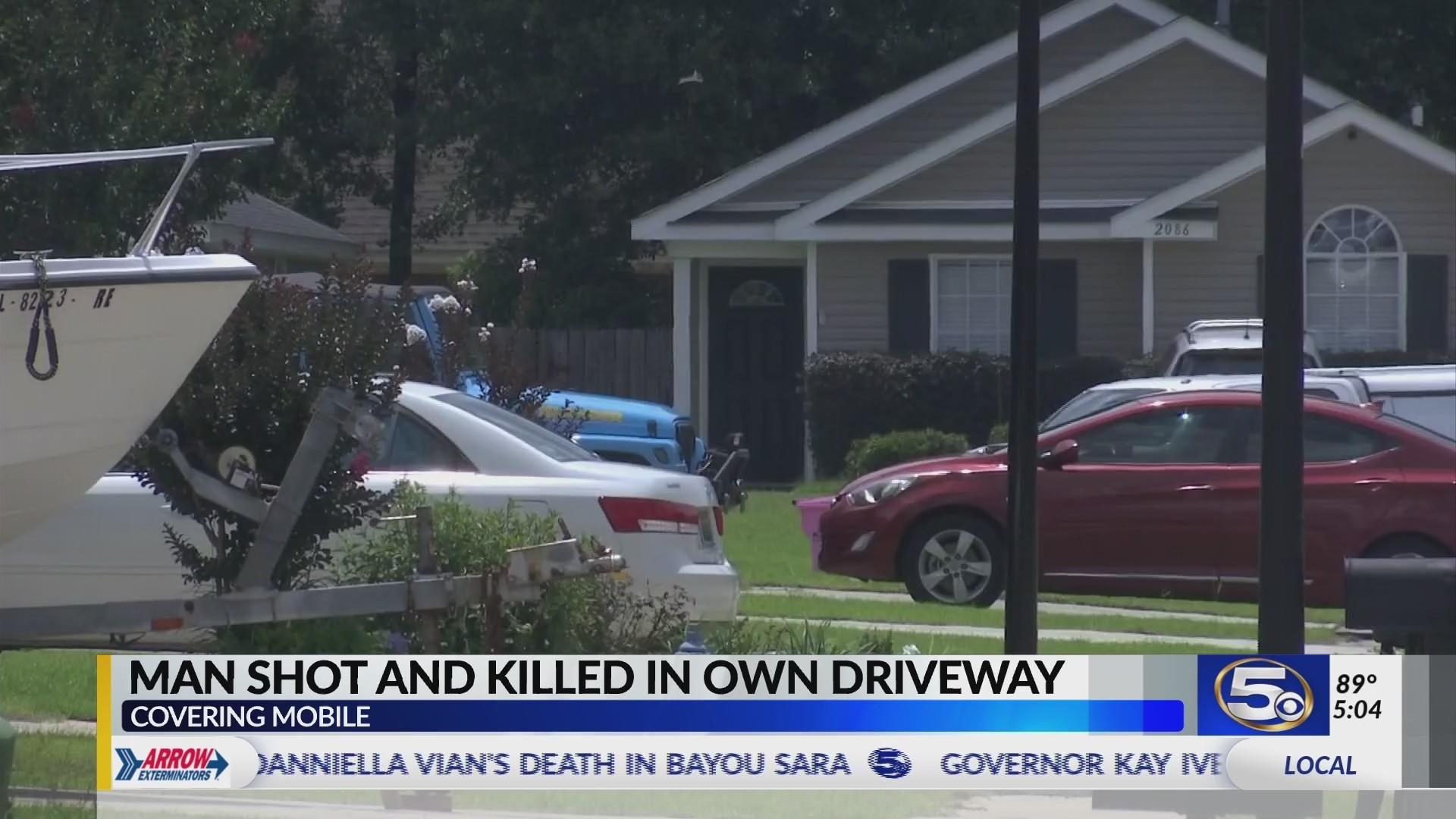 Man shot during Spring Grove West vehicle burglary dies